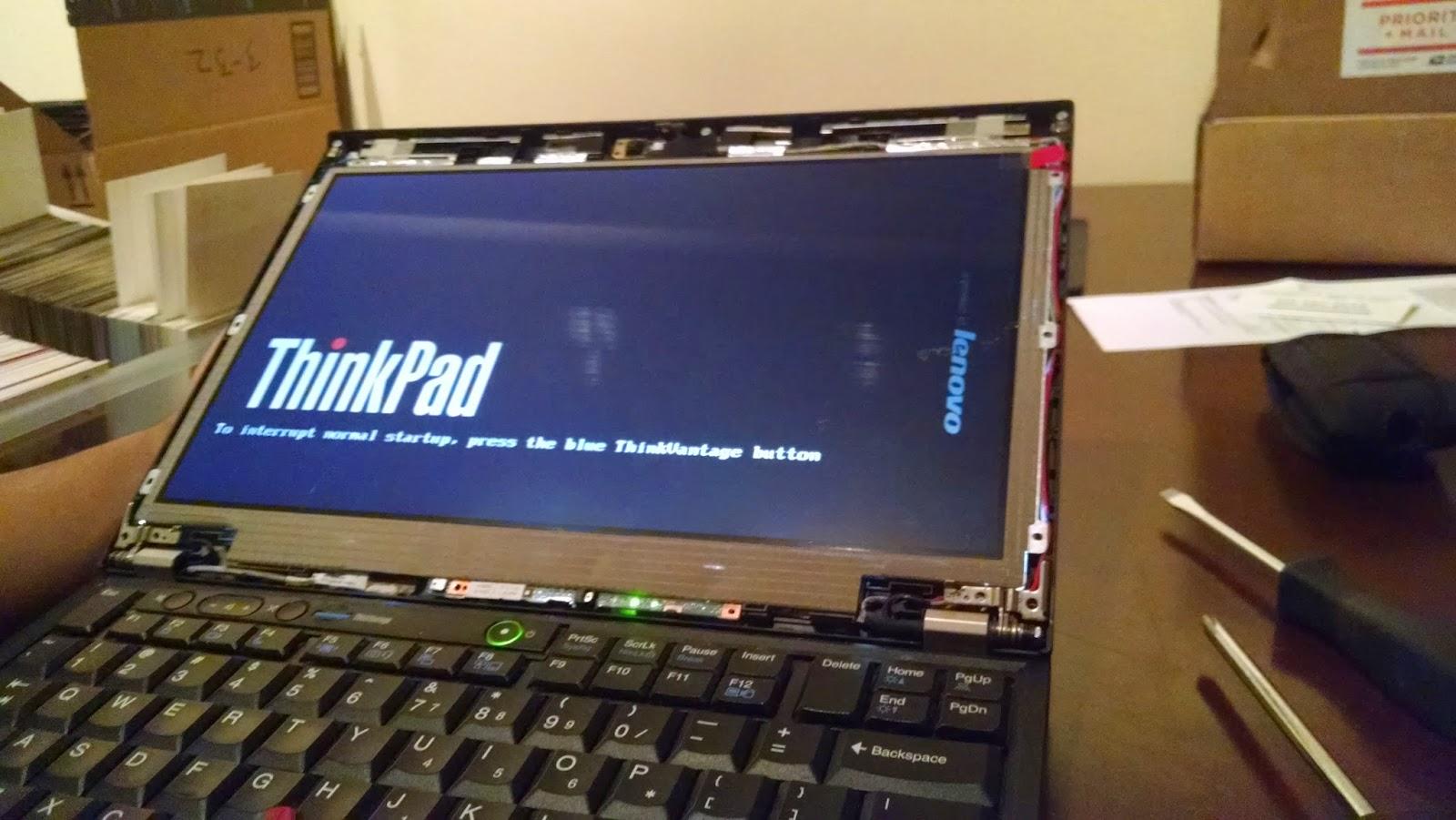X220 Ips Display
